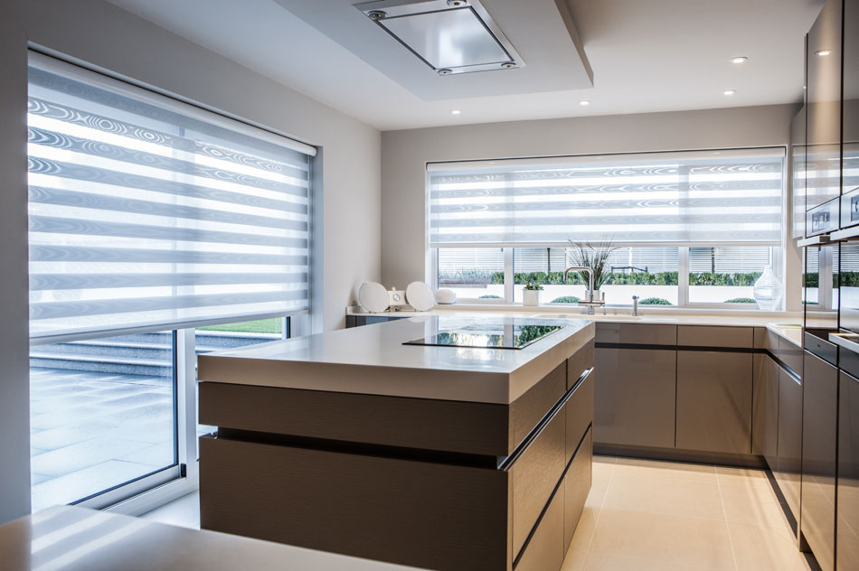 Blinds For The Kitchen