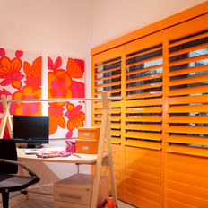 Any Colour Plantation Shutters