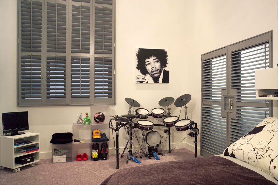 Plantation Shutters for Bedrooms