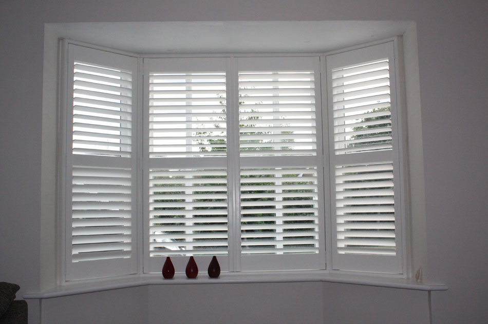 Fitted to Bay Windows