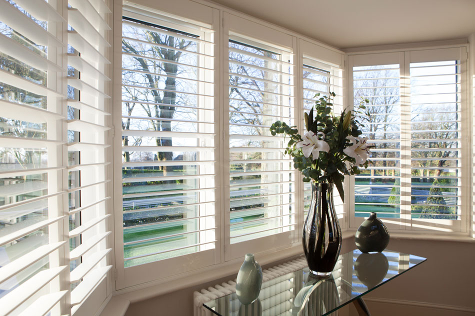Traditional Window Shutters