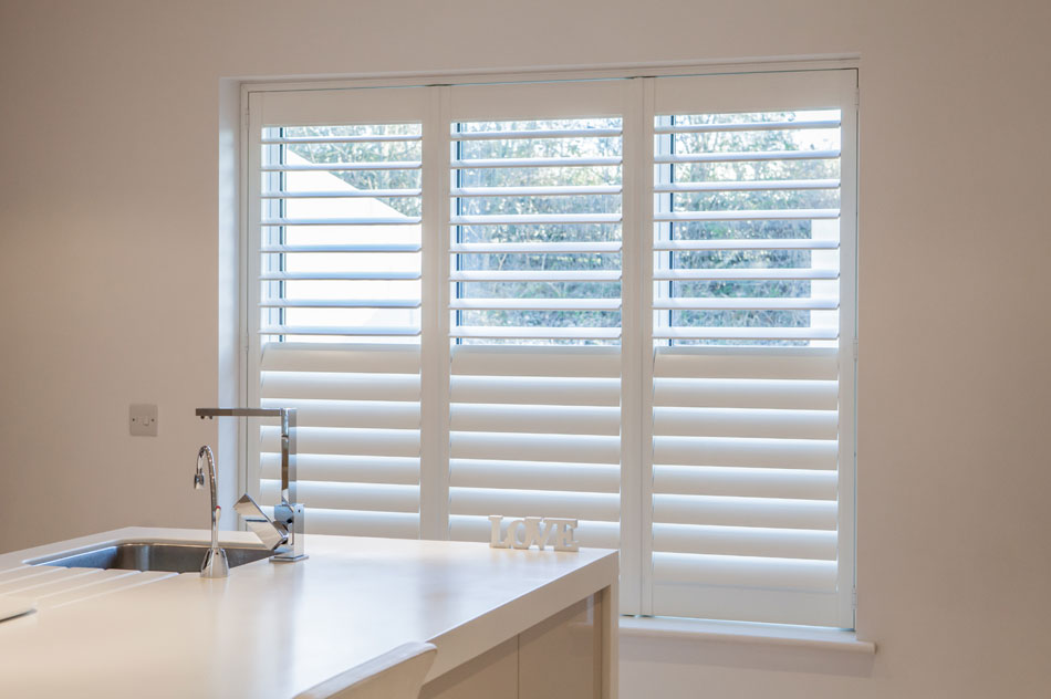 Plantation Shutters for Kitchens